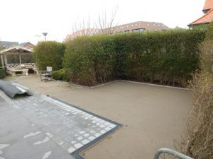 kunstgras ondergrond