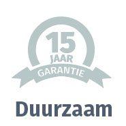 15-jaar-garantie kunstgras