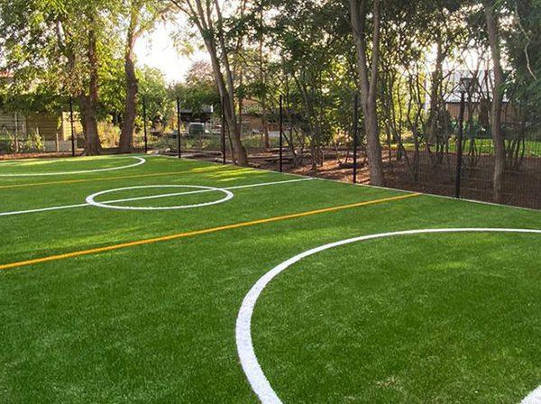 Speelveld Basisschool Klim-Op Bonheiden